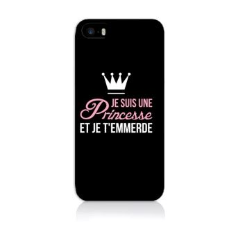 coque citation iphone 5