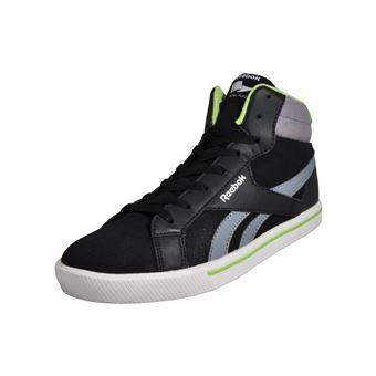 Mid Chaussures Baskets Reebok Royal Enfants Comp Et En Toile qVpSzGUM