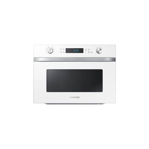 Samsung Mc35j8055cw/ef Micro-ondes Grill Blanc - 35 L - 1550 W - 2300 W Double Grill - Pose Libre