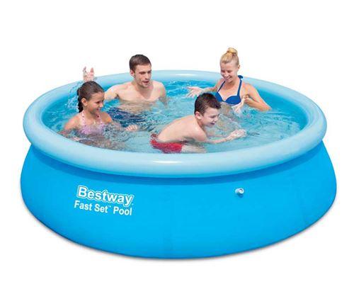 Kit piscine 244x66cm