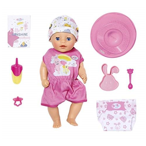 Zapf Creation 827321 - BABY born Soft Touch Petite fille 36 cm