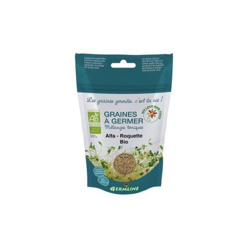 Graines à germer bio GermLine Alfa - Roquette