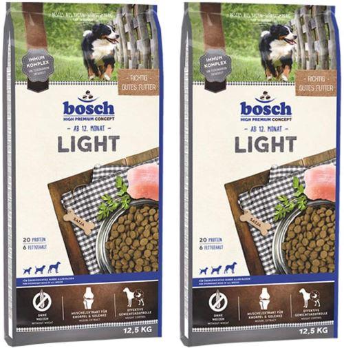 Bosch Light 12,5kg +2 Fruitees skanėstai dovanų