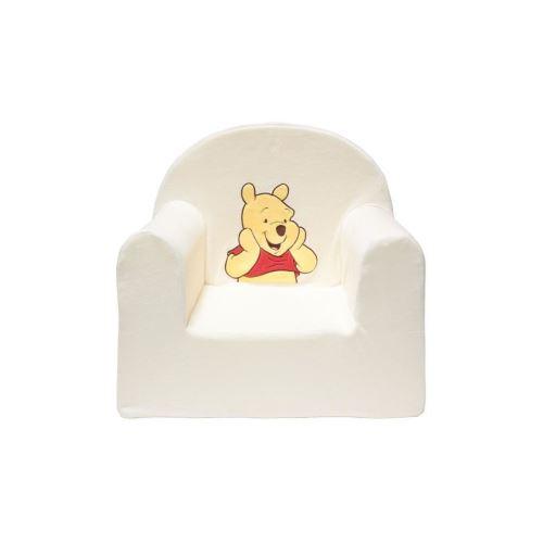 Winnie Fauteuil Club Bebe Velours Dehoussable 25 Cm - Disney Baby