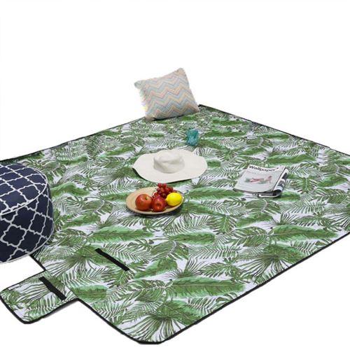 Tapis couverture multi-usage imperméable et pliable - pique-nique, camping, plage - Congo 150 x 200 cm