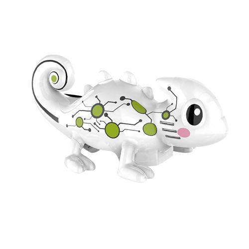 Couleurs changeantes caméléons inductifs magiques d'enfants avec le jouet modèle sonore 3ML - Multicolore