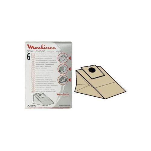 Sac pour aspirateur moulinex - 5758651