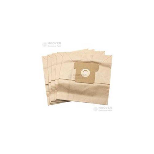 Sachet de sacs h10 compact pour aspirateur hoover - 9178427