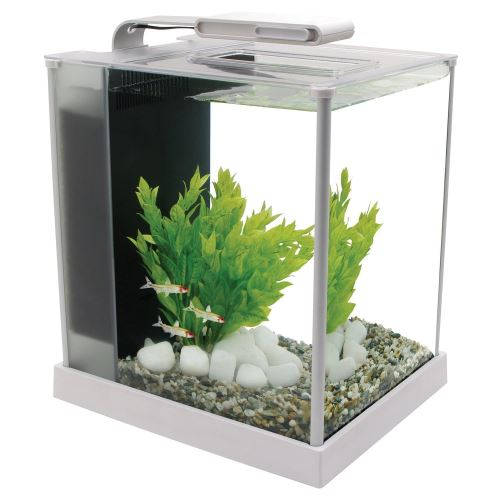 Fluval Aquarium Spec III 10 L Blanc