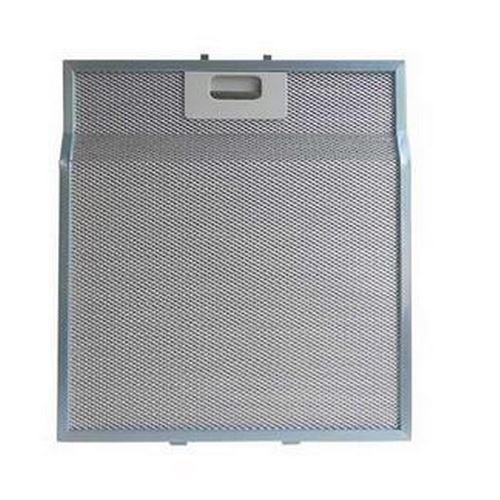 Filtre métal anti graisse (à l'unité) 282x314mm Hotte 481248058334 WHIRLPOOL - 36963