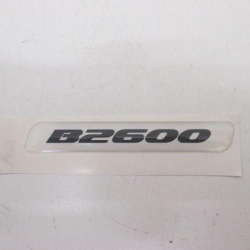 Etiquette badge pour climatiseur dometic