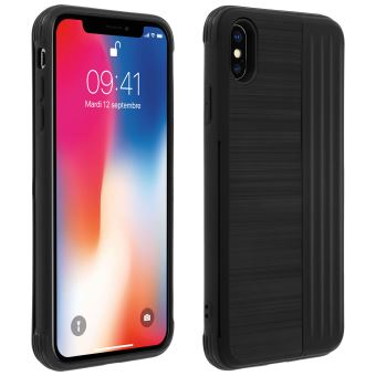coque iphone x support