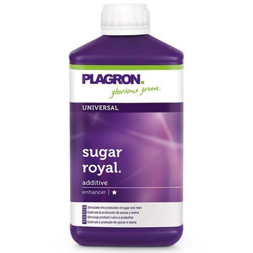 Plagron SUGAR ROYAL 500 ml,augmente le sucre et le goût