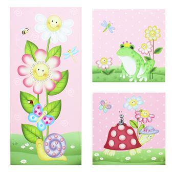 Peintures Tableaux Toiles Canvas Murale Décor Chambre Enfant
