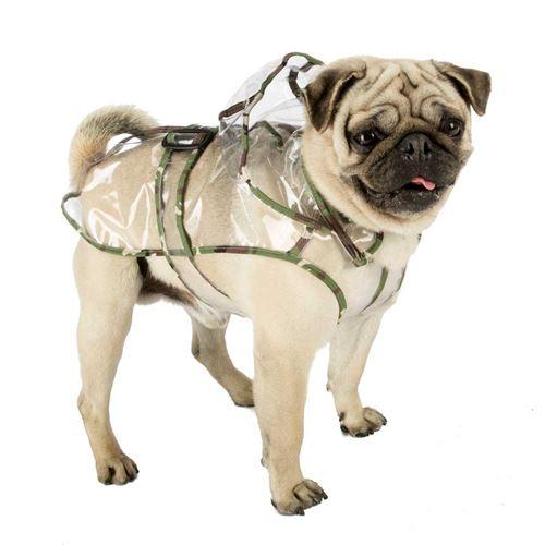RAINCOAT 50 imperméable pour chien A: 50÷54 cm - C: 50 cm