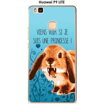 coque p9 lite huawei lapin