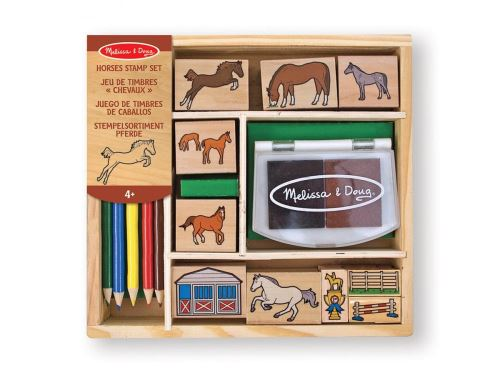 Melissa and doug - Horses