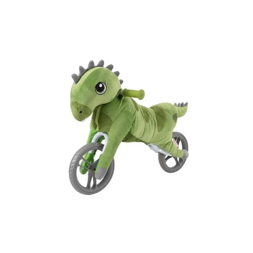 yvolution draisienne my buddy wheels dino - vert