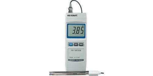 PH mètre numérique VOLTCRAFT PH-100 ATC