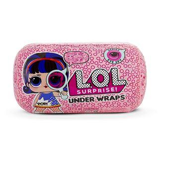 -3€ sur set de jeu lol surprise under wraps - autres jeux créatifs - achat  prix | fnac