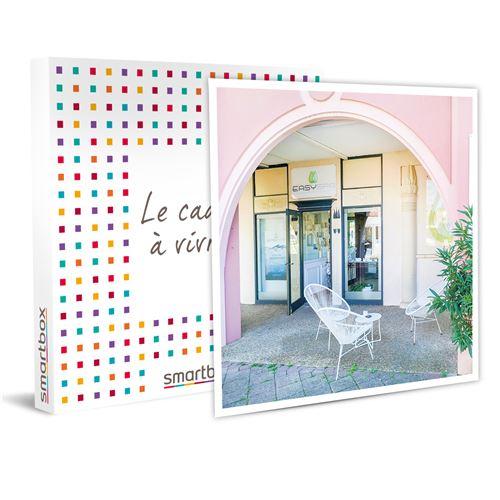 SMARTBOX - Demi-journée bien-être pour 2 avec modelage et repas grâce à Easy Spa Concept - Coffret Cadeau