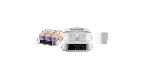 Lagrange yaourtiere / fromagère inox 9 + 4 pots 459601