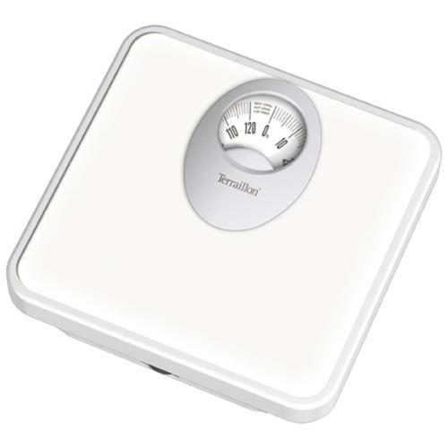 Pèse-personne mecanique 120kg 1kg - terraillon - 7734