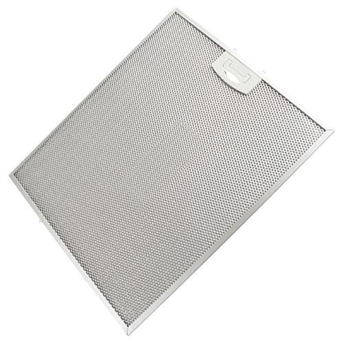 Filtre antigraisse métal 352x284 mm Hotte 49016227 FRANCIA, ELCOLUX, SOGELUX, CANDY, GLEMGAS, ROSIERES, BLUESKY, HYGENA, PROLINE, SAMSUNG, AYA, FIRSTLINE - 295563