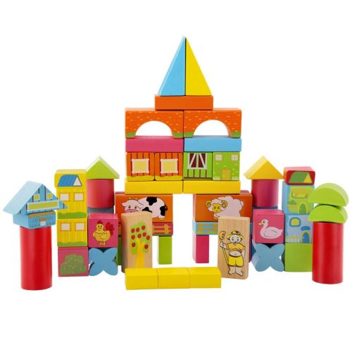Enfants Jouets Éducatifs Puzzle Building Blocks Jeu Souvenirs MK3234