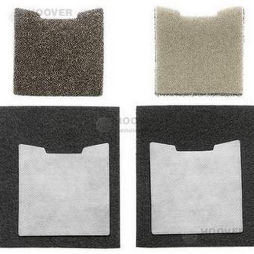 Kit filtre telios x3 pour aspirateur hoover - 9181876