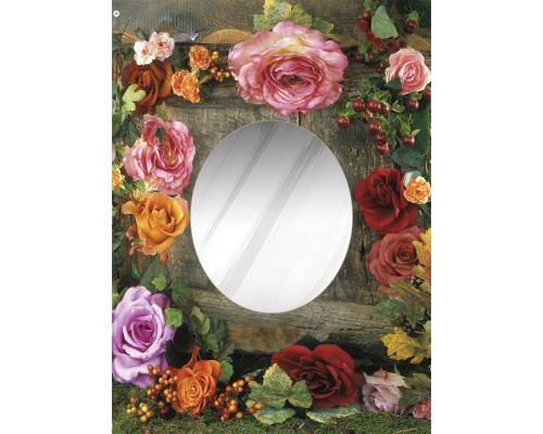 Puzzle 850 Pièces : Puzzle Miroir - Rose Beauty, Art Puzzle