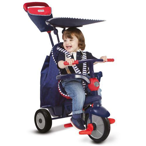 smarTrike Shine™ 4 en 1 Le tricycle de a été conçu pour aider au développement de l'enfant Smart Trike