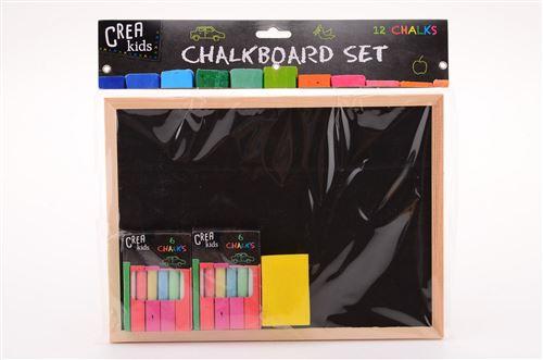 Tableau Crea Kids 29x21cm avec acc.