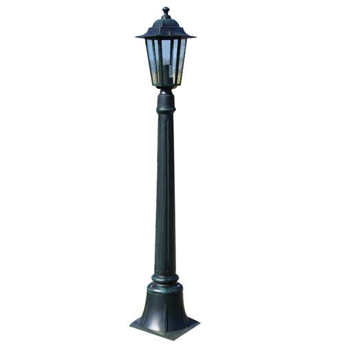 vidaXL Lampe de jardin 105 cm