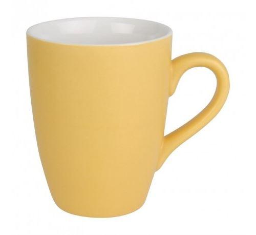 Mug jaune - 320 ml