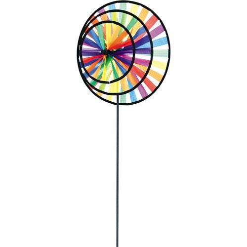 Invento moulin à vent Magic Wheel Triple 79 x 28 cm polyester