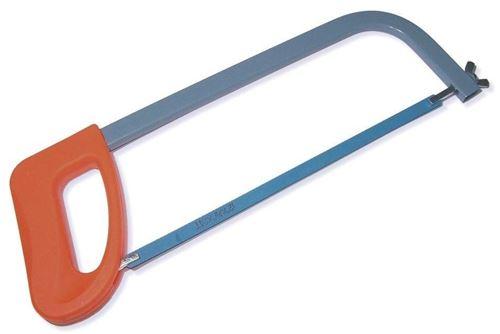 Scie à métaux à Main avec lame 300 mm Poignée en Plastique Usage Général