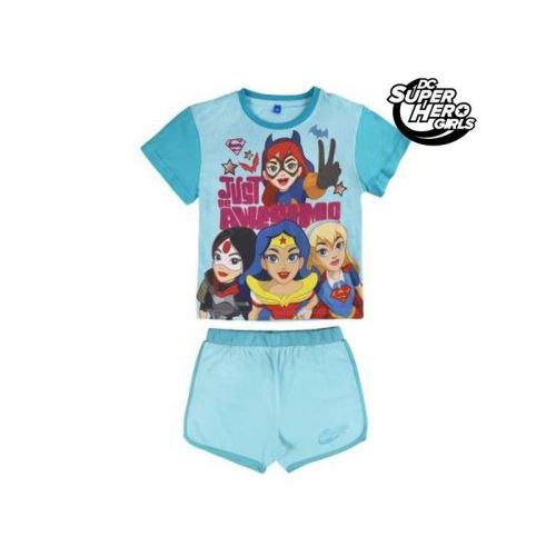 Pyjama D'Été DC Super Hero Girls 72659 (Taille 4 ans)