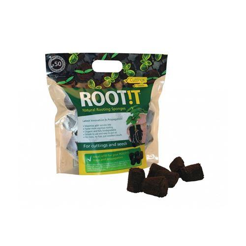 Fleximix sac de 50 éponges de bouturage - root!t