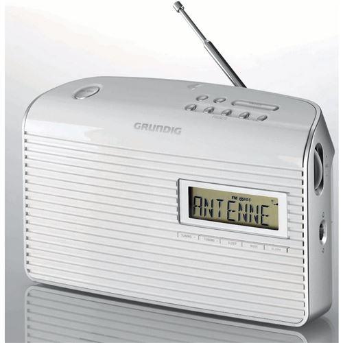 Grundig music 61 blanc - Chaîne hi-fi. Achetez en ligne parmi un grand choix de produits high-tech. Remise permanente de 5% pour les adhérents.