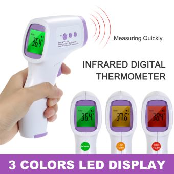 Handheld Digital Infrarouge Thermomètre Sans Contact Température outil de mesure