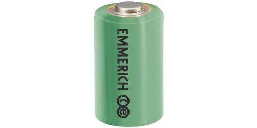 Pile spéciale 1/2 R6 lithium Emmerich 651240 3.6 V 1200 mAh 1 pc(s)