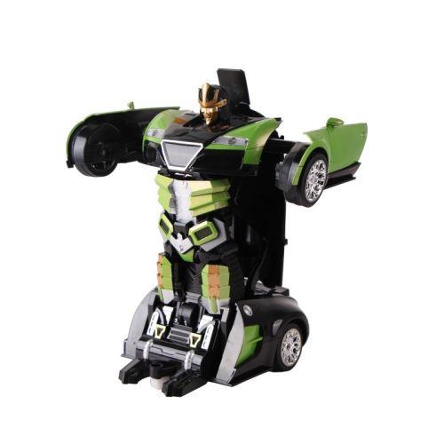ROBOT VOITURE Turbo Vert