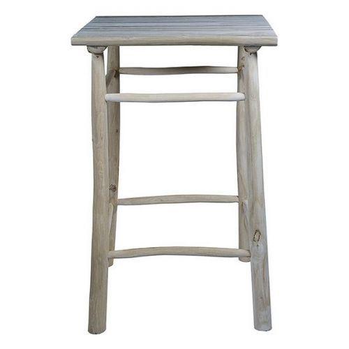 Table (110 x 70 x 70 cm) Bois de teck