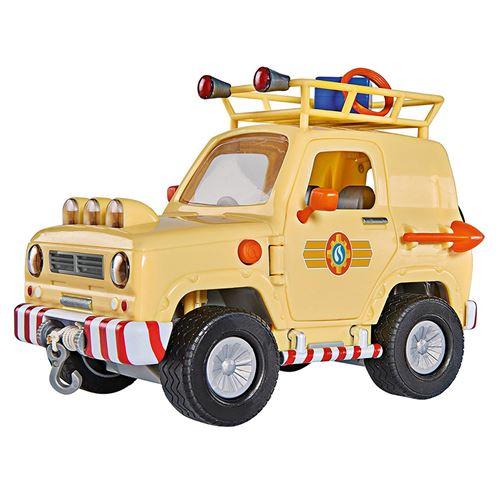 Simba Toys 109251001 Tom 4x4 Land Rover Pompier Sam