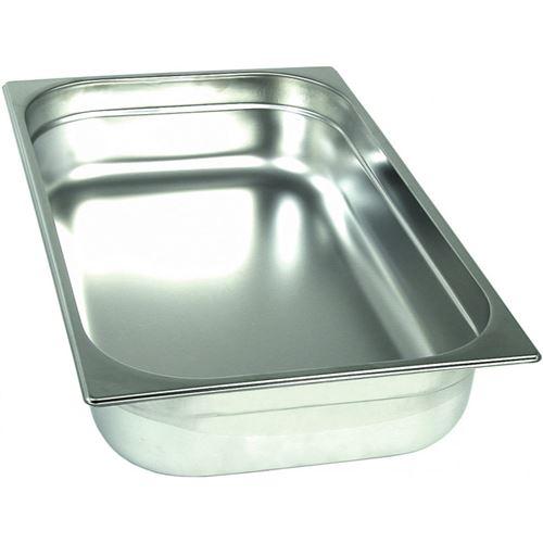 Bac Gastro Inox GN 1/1 - H 20 à 200 mm - Stalgast - 200 mm 220 cl