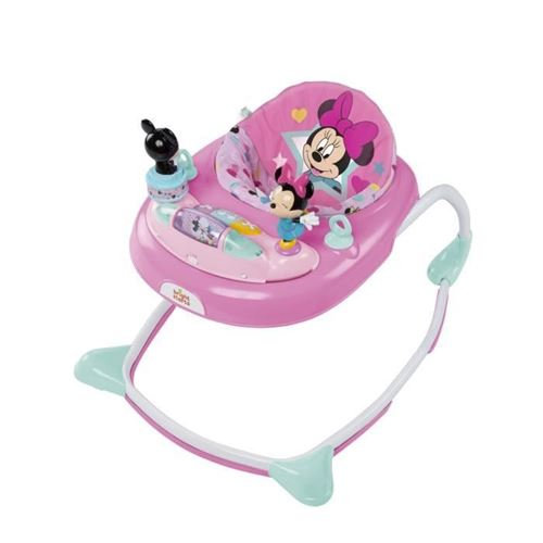 Disney Baby 11525 Trotteur Minnie Stars & Smiles