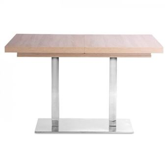 Extensible 4 Table Quadrato Personnes Melaminee 8 A Style SMVzUp