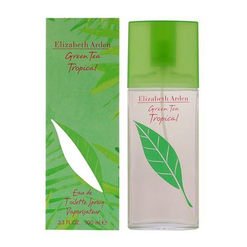 Elizabeth Arden Green Tea Tropical Eau de Toilette pour Femme 100 ml