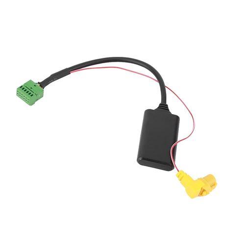 Câble audio musique sans fil Bluetooth pour Audi MMI 3G AMI AUX
